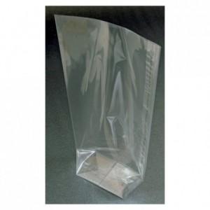 Trimmed corner sachet 190 x 100 mm (100 pcs)