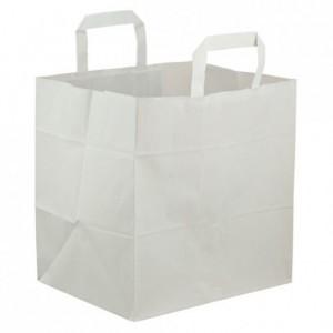 Carterer bag white 260 x 325 x 200 mm (250 pcs)