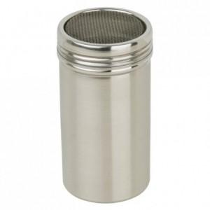 Mesh sugar shaker stainless steel Ø 70 mm