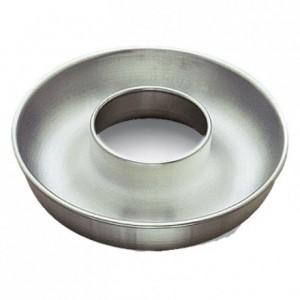 Deep savarin open tube aluminium Ø240 mm (pack of 3)