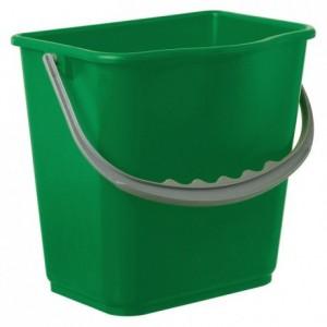 5 L green bucket