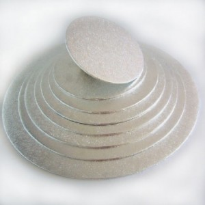 FunCakes Cake Board Round Ø22,5cm