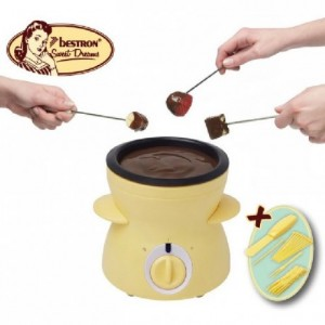 Bestron Sweet Dreams Chocoladefondue