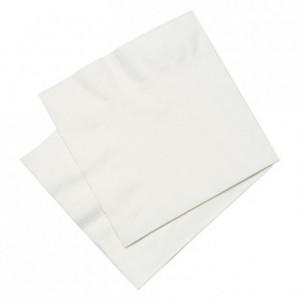 Cellulose napkin ebony 20 x 20 cm (100 pcs)