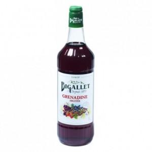 Grenadine syrup 1 L