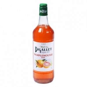 Grapefruit syrup 1 L