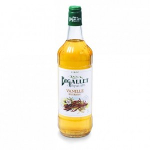 Bourbon Vanilla syrup 1 L