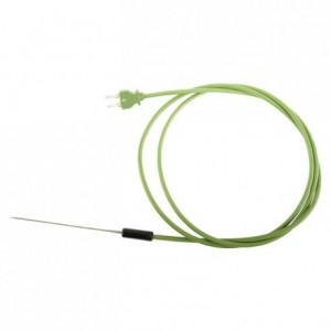 Special vacuum Prob teflon L 120 mm Ø 1.2 mm