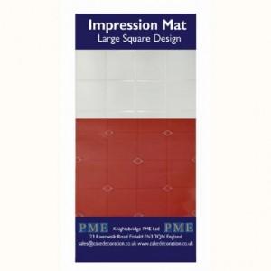 PME Impression Mat Square Large