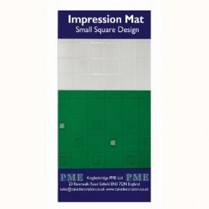 PME Impression Mat Square Small
