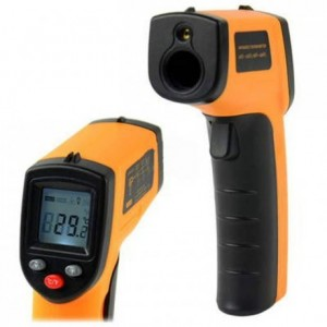Non contact laser infrared thermometer -122°F +716°F