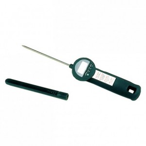 Digital Thermometer stainless steel -10 to +200°C
