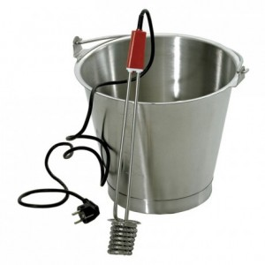 Immersion heater 38°C