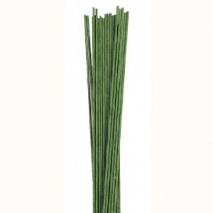 Culpitt Floral Wire Dark Green set/20 18 gauge