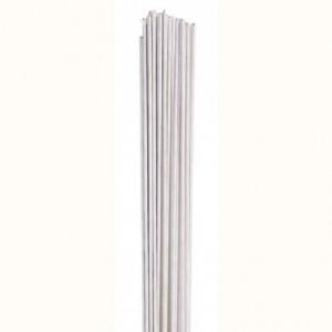 Culpitt Floral Wire White set/20 18 gauge