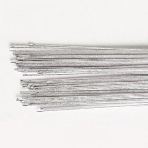 Culpitt Floral Wire Silver set/50 24 gauge