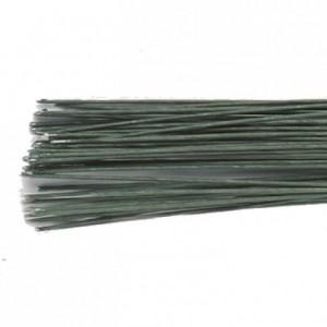 Culpitt Floral Wire Dark Green set/20 22 gauge