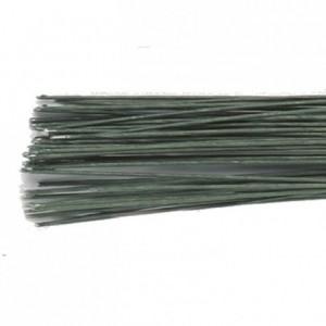 Culpitt Floral Wire Dark Green set/50 24 gauge