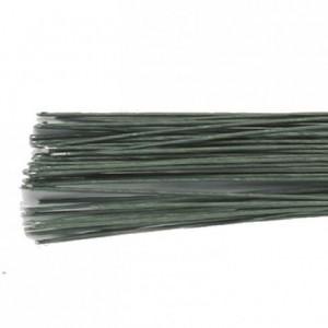 Culpitt Floral Wire Dark Green set/50 26 gauge