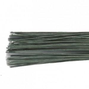 Culpitt Floral Wire Dark Green set/50 28 gauge