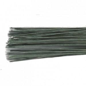 Culpitt Floral Wire Dark Green set/50 30 gauge