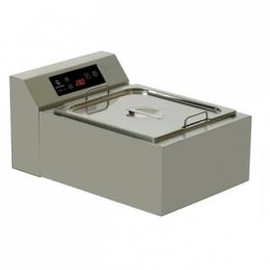 Air-heated dipping machine Choco 15, 12 kg 230 V