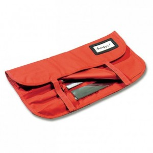 Knife case red (7 knives)
