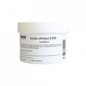 Citric acid E330 100 g