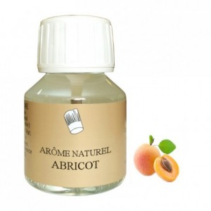 Apricot flavour natural 58 mL