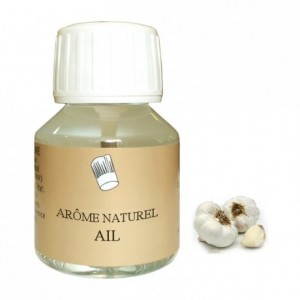 Garlic flavour natural 500 mL