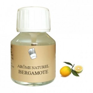 Bergamot natural flavour 1 L