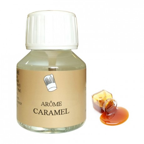 Caramel flavour 500 mL