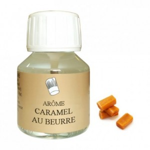 Butter caramel flavour 58 mL
