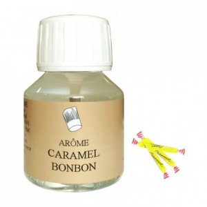 Caramel sweet flavour 58 mL