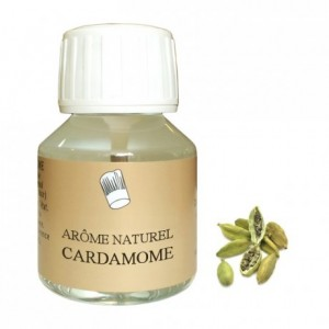 Cardamom natural flavour 58 mL