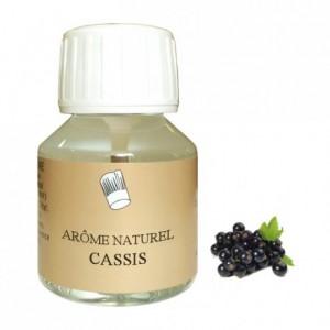 Blackcurrant natural flavour 58 mL