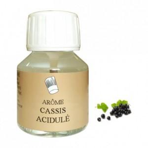 Acidulous blackcurrant flavour 1 L