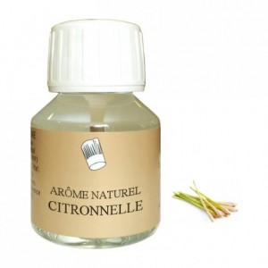 Lemongrass natural flavour 58 mL