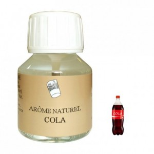 Cola natural flavour 58 mL