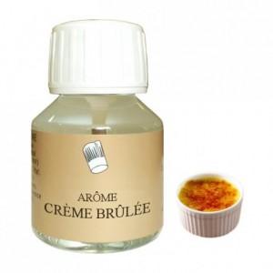 Crème brûlée flavour 58 mL