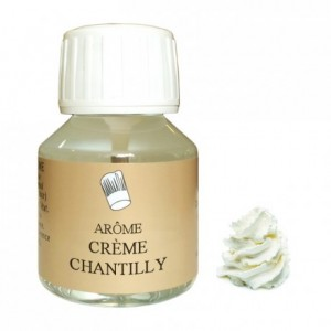 Chantilly cream flavour 1 L
