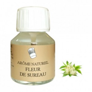 Elder flower natural flavour 500 mL