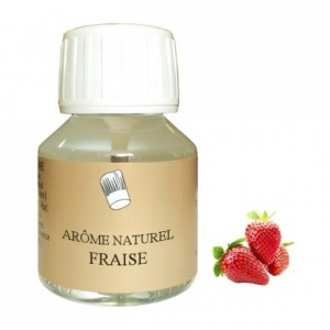 Strawberry natural flavour 115 mL