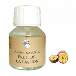 Passion fruit natural flavour 58 mL