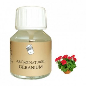 Geranium natural flavour 58 mL