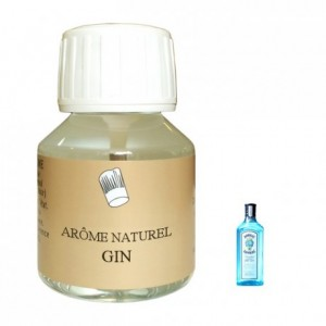 Gin natural flavour 58 mL