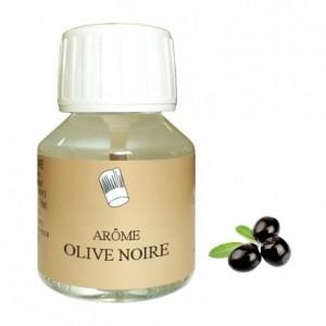 Black olive flavour 500 mL