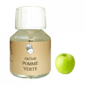 Green apple flavour 58 mL