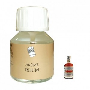 Rum flavour 115 mL
