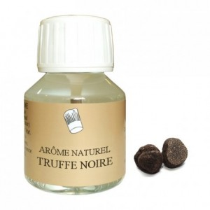 Black truffle natural flavour 58 mL